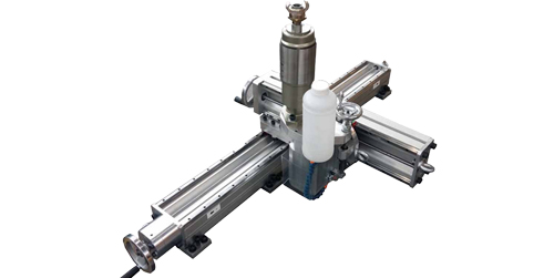 3-Axis Portable Milling Machine