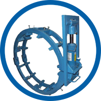 Hydraulic External Pipe Clamps