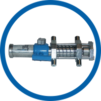 Hydraulic Cylinder for External Pipe Clamps