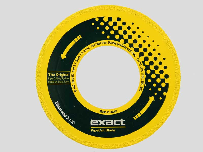 Exact Diamond Disc X140
