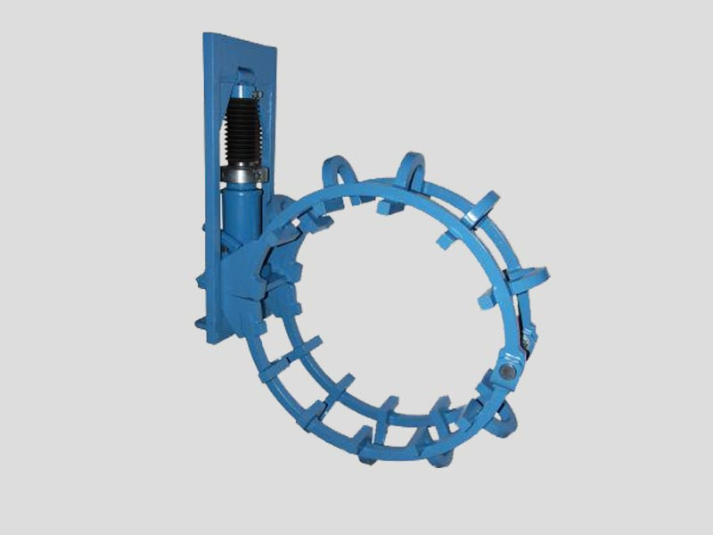 Heavy Hydraulic External Pipe Clamp