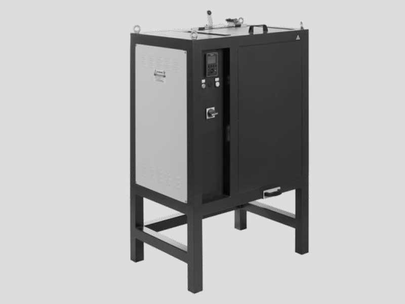 Stationary welding powder drying oven